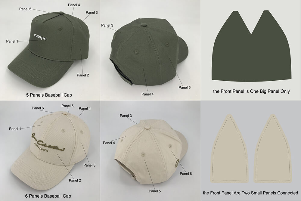 8db4db012527df Hat Styles | Fully Custom Hats and Garments Manufacturer